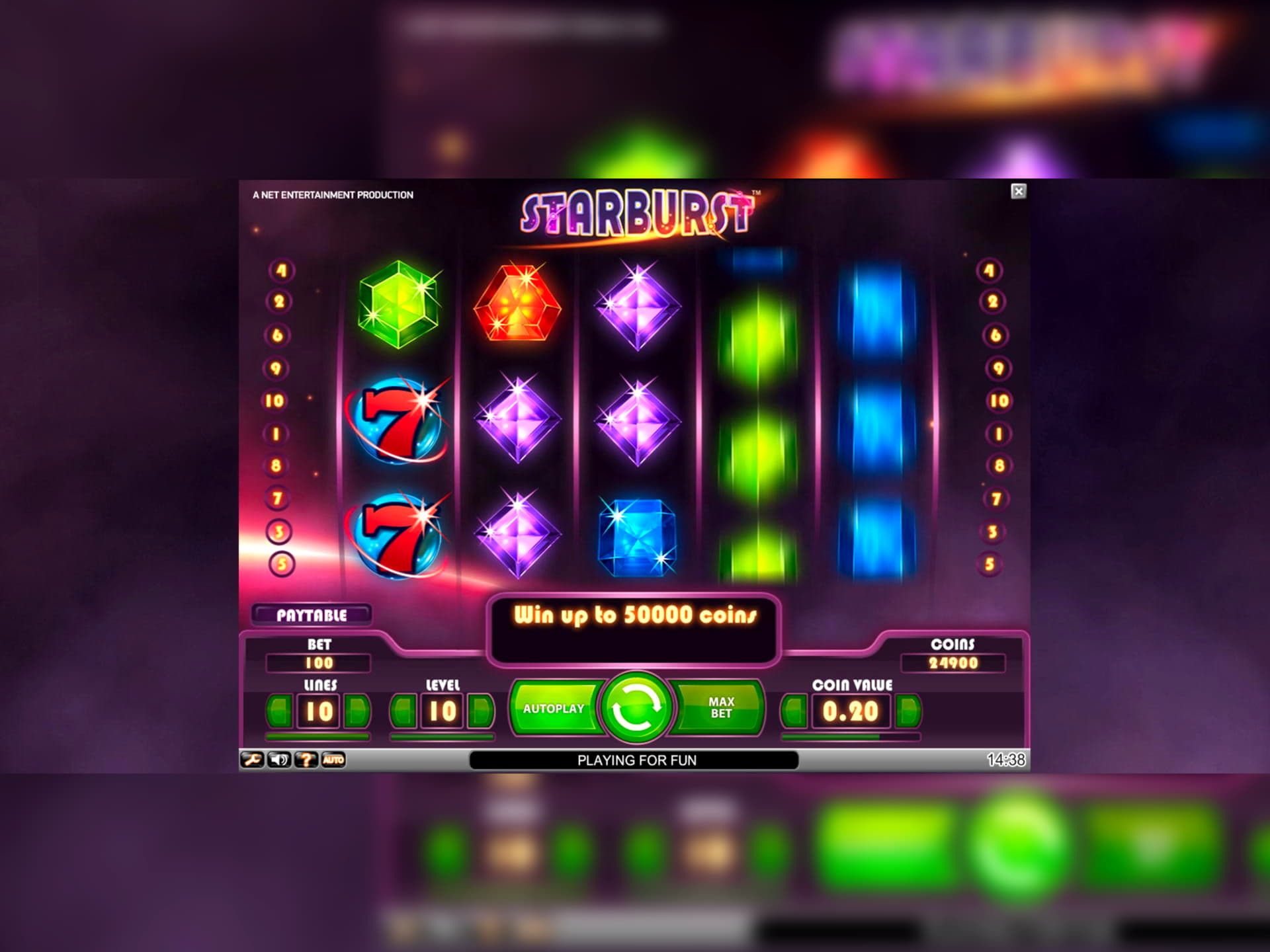 15 Free spins no deposit at Slotty Dubai Casino
