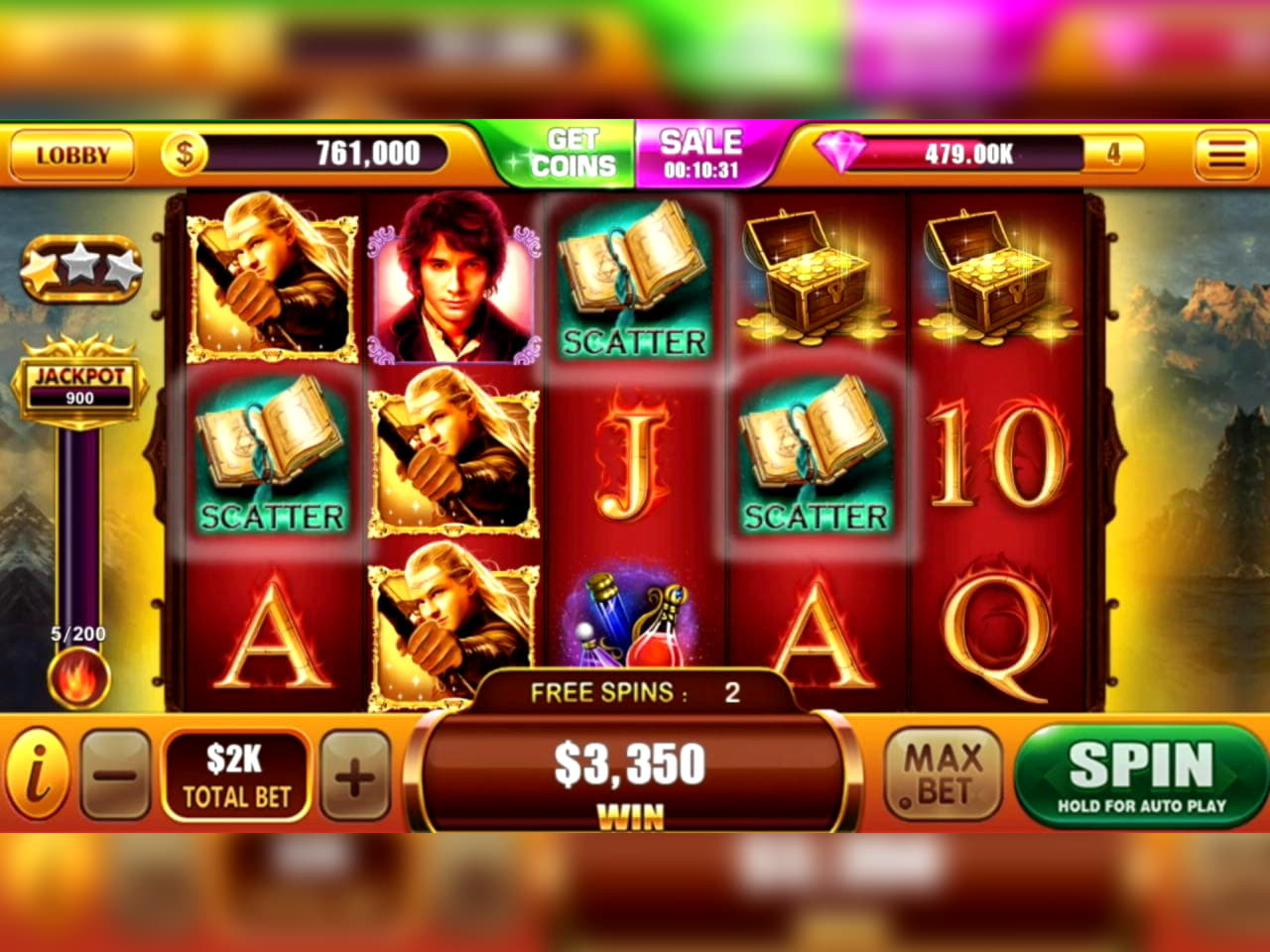 EURO 575 Free Casino Ticket at Alf Casino