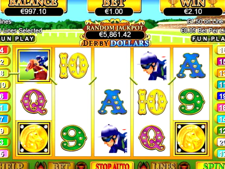 290 free spins at King Billy Casino