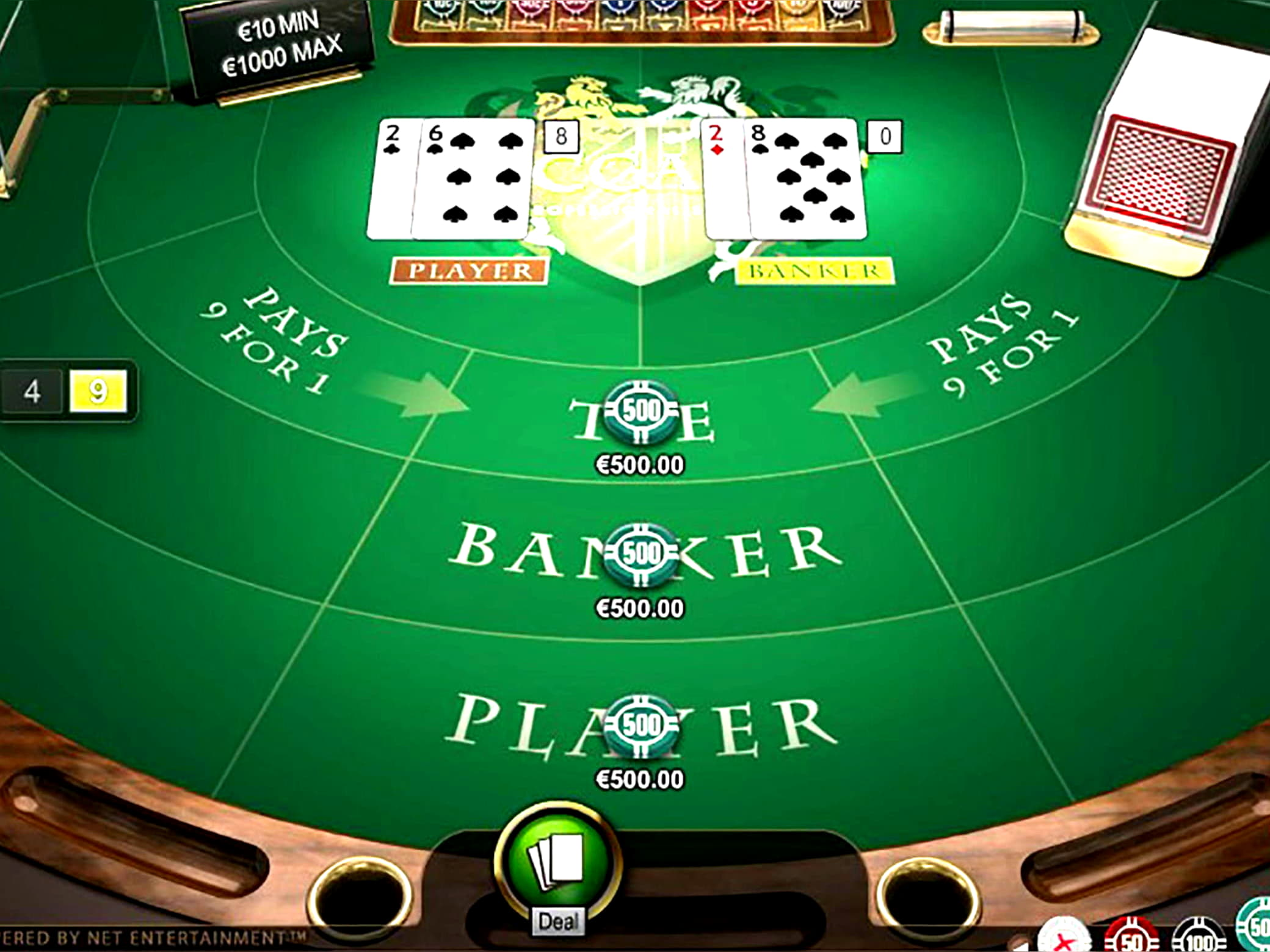 $675 Mobile freeroll slot tournament at Campo Bet Casino