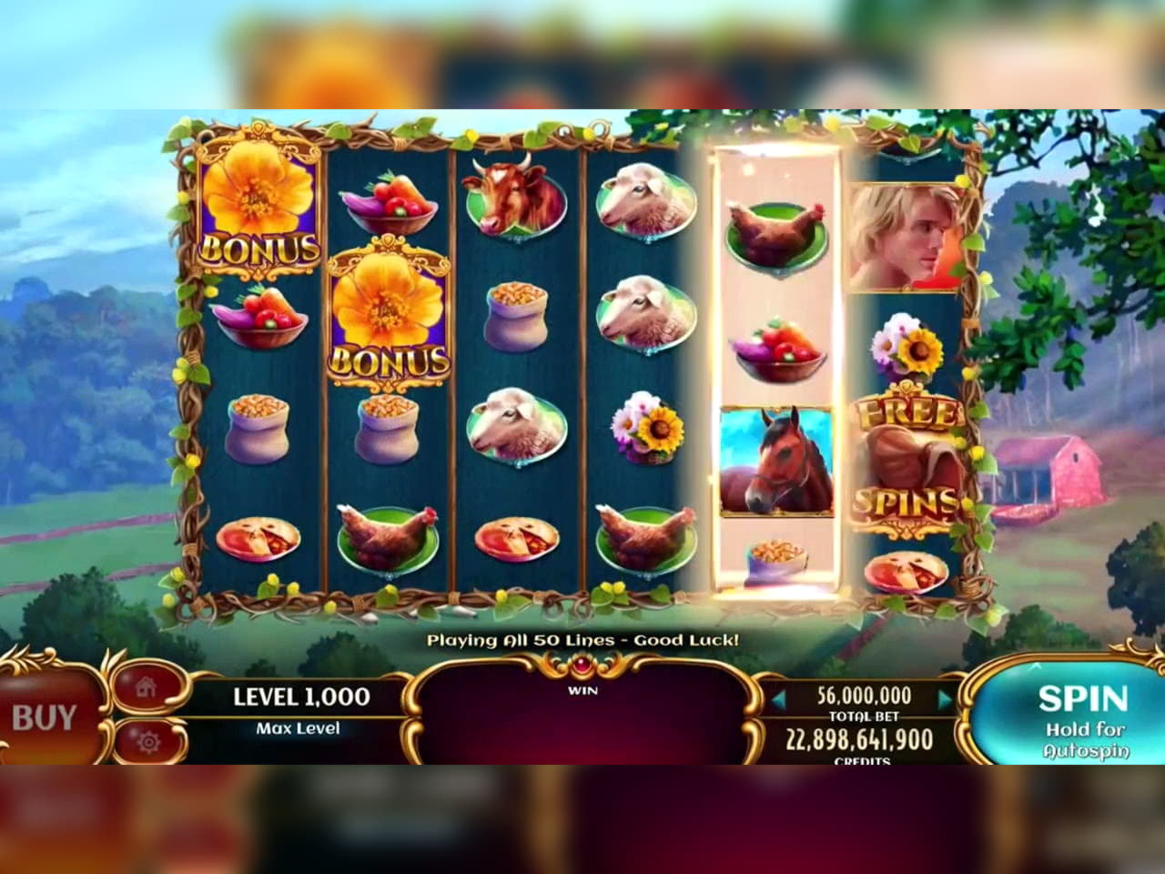 €111 free chip at King Billy Casino
