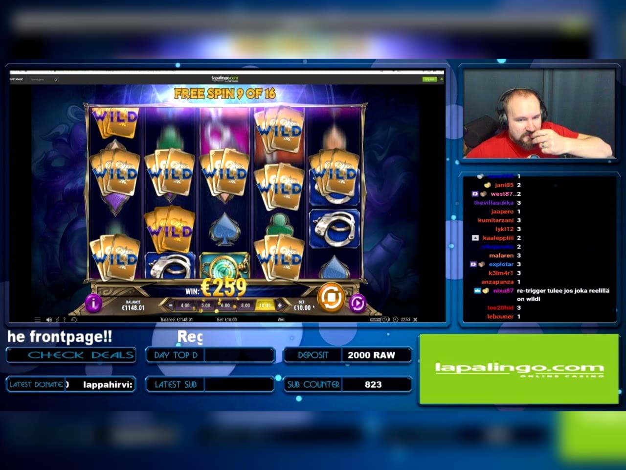 225 Loyal Free Spins! at Genesis Casino