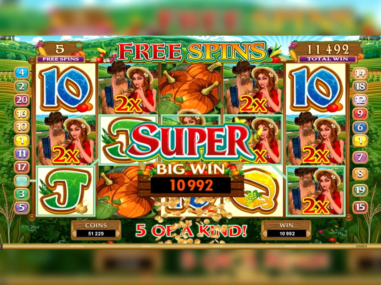 33 free casino spins at Boa Boa Casino