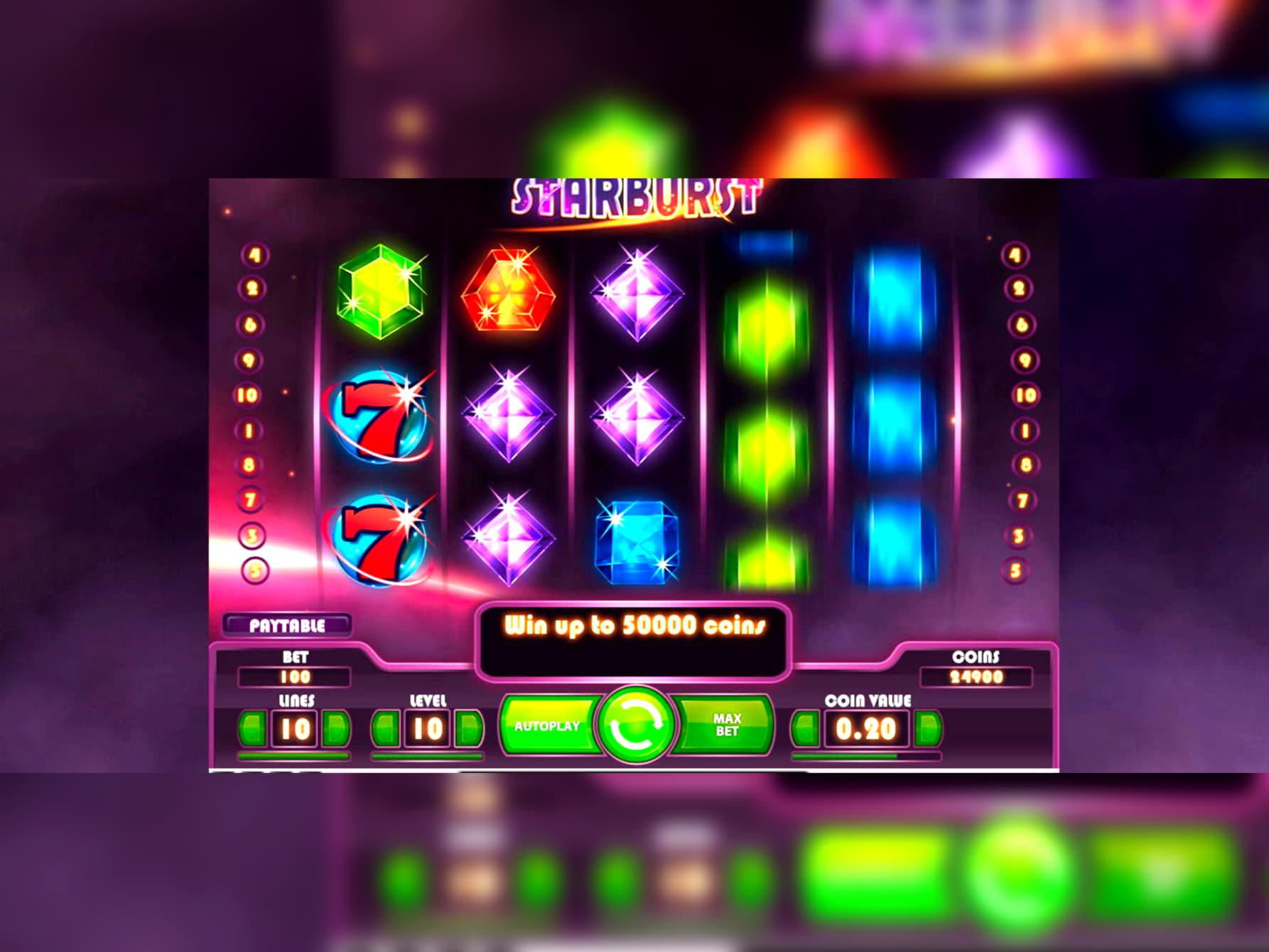 EUR 265 no deposit at Casinia Casino