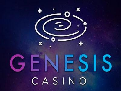 Genesis Casino skärmdump