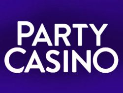 230 Free casino spins at Party Casino