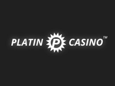 Platin Casino ekraanipilt